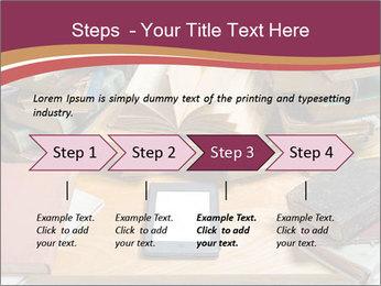 Tablet VS Books PowerPoint Template - Slide 4