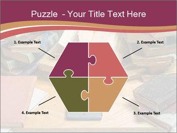 Tablet VS Books PowerPoint Template - Slide 40