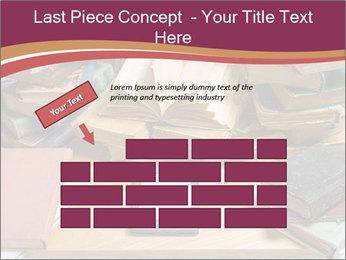 Tablet VS Books PowerPoint Template - Slide 46