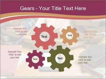 Tablet VS Books PowerPoint Template - Slide 47