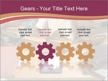 Tablet VS Books PowerPoint Template - Slide 48
