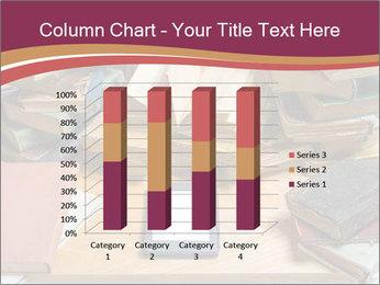 Tablet VS Books PowerPoint Template - Slide 50