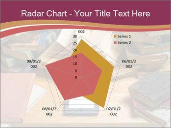Tablet VS Books PowerPoint Template - Slide 51