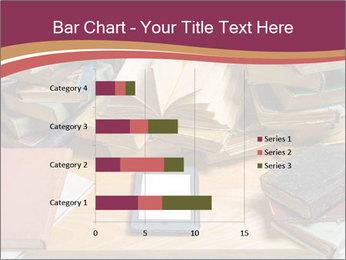 Tablet VS Books PowerPoint Template - Slide 52