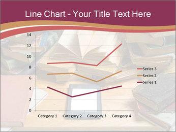 Tablet VS Books PowerPoint Template - Slide 54