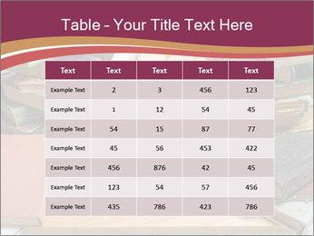 Tablet VS Books PowerPoint Template - Slide 55