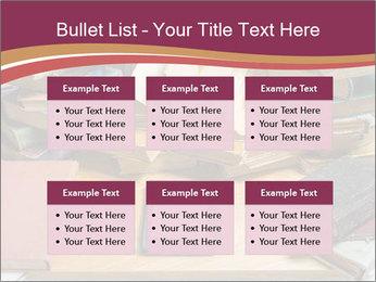 Tablet VS Books PowerPoint Template - Slide 56