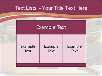 Tablet VS Books PowerPoint Template - Slide 59