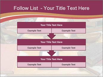 Tablet VS Books PowerPoint Template - Slide 60