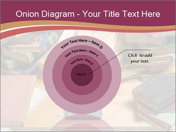 Tablet VS Books PowerPoint Template - Slide 61