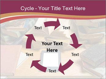 Tablet VS Books PowerPoint Template - Slide 62
