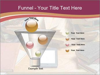 Tablet VS Books PowerPoint Template - Slide 63