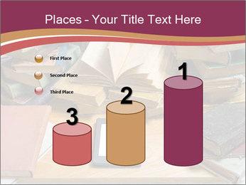 Tablet VS Books PowerPoint Template - Slide 65
