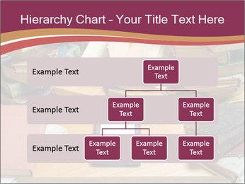 Tablet VS Books PowerPoint Template - Slide 67