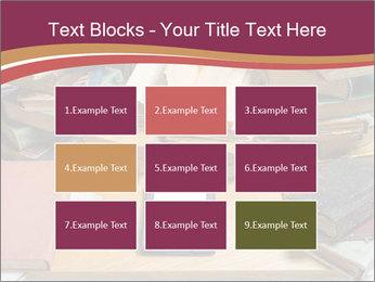 Tablet VS Books PowerPoint Template - Slide 68