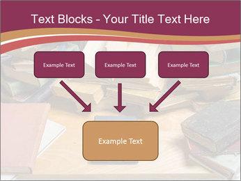 Tablet VS Books PowerPoint Template - Slide 70