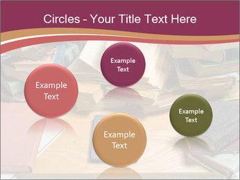 Tablet VS Books PowerPoint Template - Slide 77