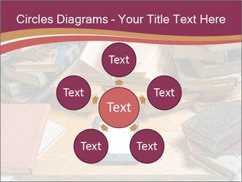 Tablet VS Books PowerPoint Template - Slide 78