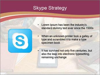 Tablet VS Books PowerPoint Template - Slide 8