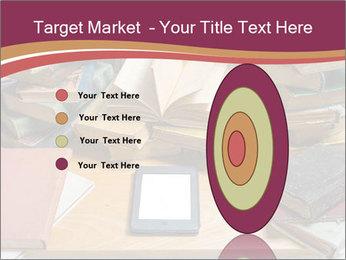Tablet VS Books PowerPoint Template - Slide 84