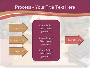 Tablet VS Books PowerPoint Template - Slide 85
