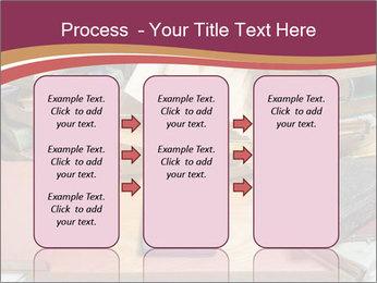 Tablet VS Books PowerPoint Template - Slide 86