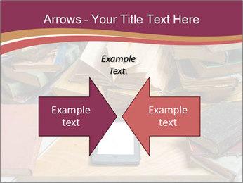 Tablet VS Books PowerPoint Template - Slide 90