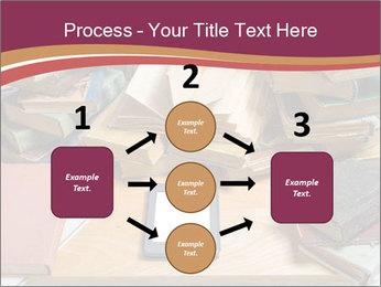 Tablet VS Books PowerPoint Template - Slide 92