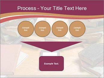 Tablet VS Books PowerPoint Template - Slide 93