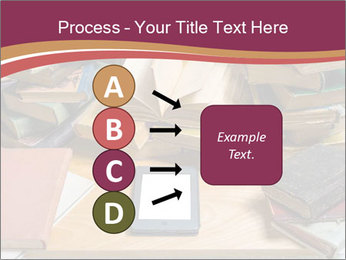 Tablet VS Books PowerPoint Template - Slide 94