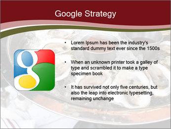 Fresh Mollusks PowerPoint Template - Slide 10