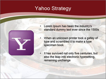 Fresh Mollusks PowerPoint Template - Slide 11