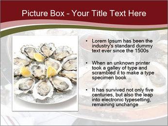Fresh Mollusks PowerPoint Template - Slide 13