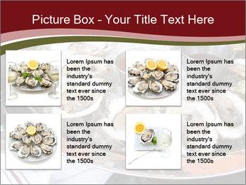 Fresh Mollusks PowerPoint Template - Slide 14