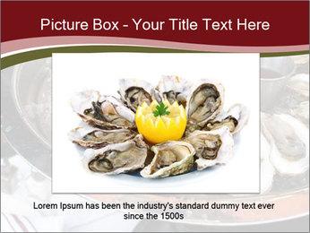 Fresh Mollusks PowerPoint Template - Slide 15