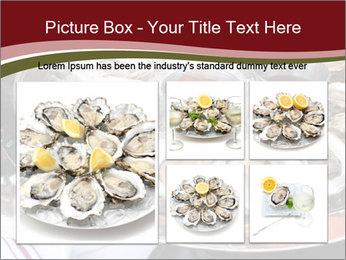 Fresh Mollusks PowerPoint Template - Slide 19