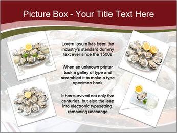 Fresh Mollusks PowerPoint Template - Slide 24