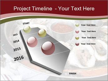 Fresh Mollusks PowerPoint Template - Slide 26