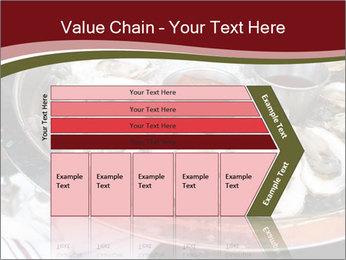 Fresh Mollusks PowerPoint Template - Slide 27