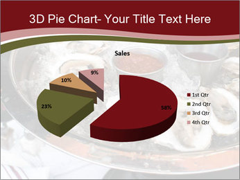 Fresh Mollusks PowerPoint Template - Slide 35
