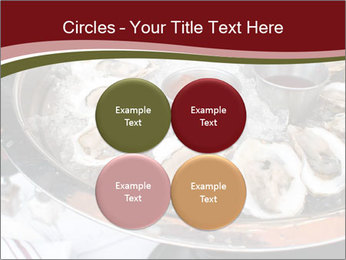 Fresh Mollusks PowerPoint Template - Slide 38