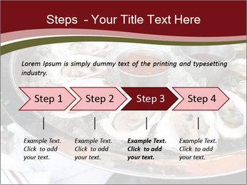 Fresh Mollusks PowerPoint Template - Slide 4