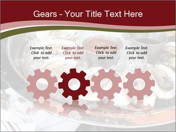Fresh Mollusks PowerPoint Template - Slide 48