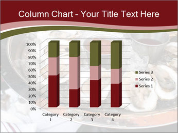 Fresh Mollusks PowerPoint Template - Slide 50