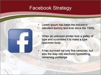Fresh Mollusks PowerPoint Template - Slide 6