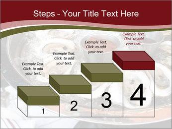 Fresh Mollusks PowerPoint Template - Slide 64