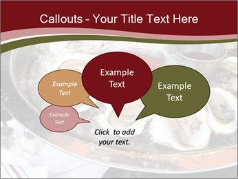 Fresh Mollusks PowerPoint Template - Slide 73