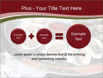 Fresh Mollusks PowerPoint Template - Slide 75