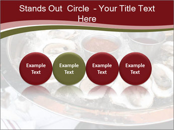 Fresh Mollusks PowerPoint Template - Slide 76