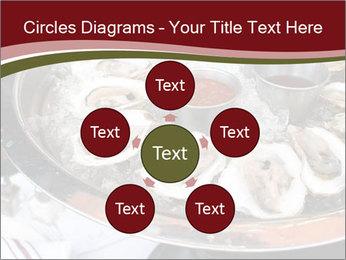 Fresh Mollusks PowerPoint Template - Slide 78
